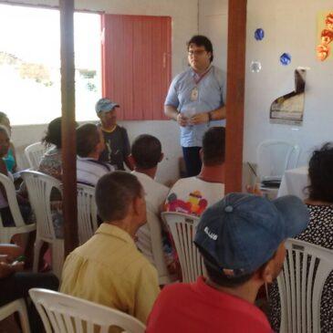 Pro-Moradia  Entrega das Casas