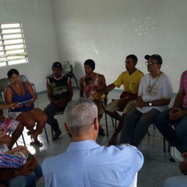 Consórcio da Grande Aracaju e a Cooperativa de Catadores de Materiais Recicláveis do município de Santo Amaro