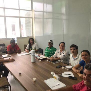 Reunião Coleta Seletiva Simão Dias